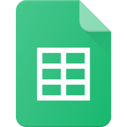 Formation GOOGLE SHEETS